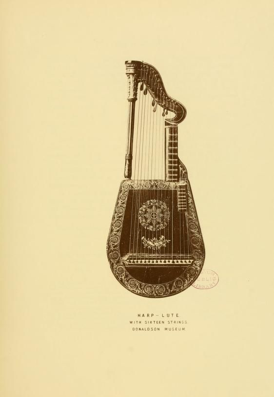 Harp Lute ebook