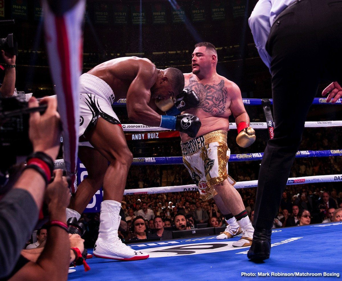 Andy Ruiz vs. Luis Ortiz Being Spoken Of As A Real Possibility For The Summer  #mma #ufc #boxing #mu...