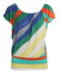 Scoop Neck Top - Teen Clothing by Wet Seal | review | Kaboodle