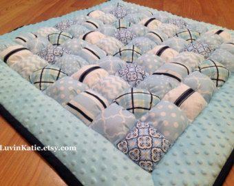 Burbuja edredón, manta de burbuja, Puff tejido, alfombra bebé ... : baby floor quilt - Adamdwight.com