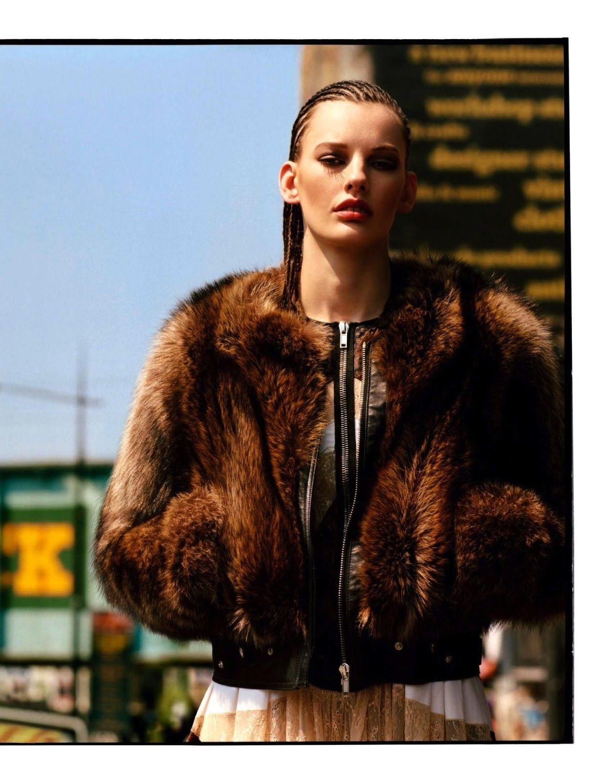 visual optimism; fashion editorials, shows, campaigns & more!: camden road: amanda murphy by alasdair mclellan for vogue paris august 2013