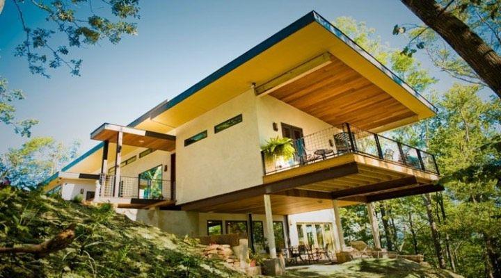 Maison en chanvre, une écoconstruction d\u0027avenir !? Architecture