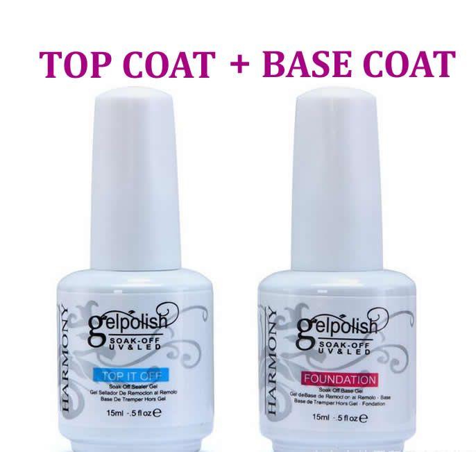 Adia BASIS TOP COAT 2016 Baru 5 ML Nail Art Rendam Off warna UV ...