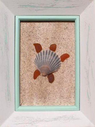Sea Glass Art 10 Creative Diy Ideas Sea Glass Crafts Seashell Crafts Sea Crafts