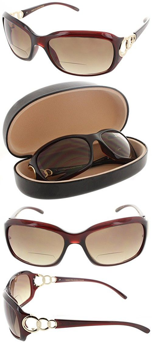 2adb169728d Womens Bifocal Sunglasses Sun Readers Designer Fashion Frame ...