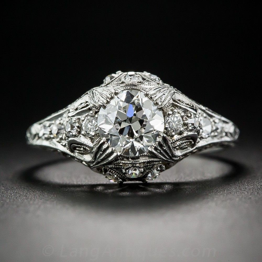 ring carat unique vintage design products diamond with stacking