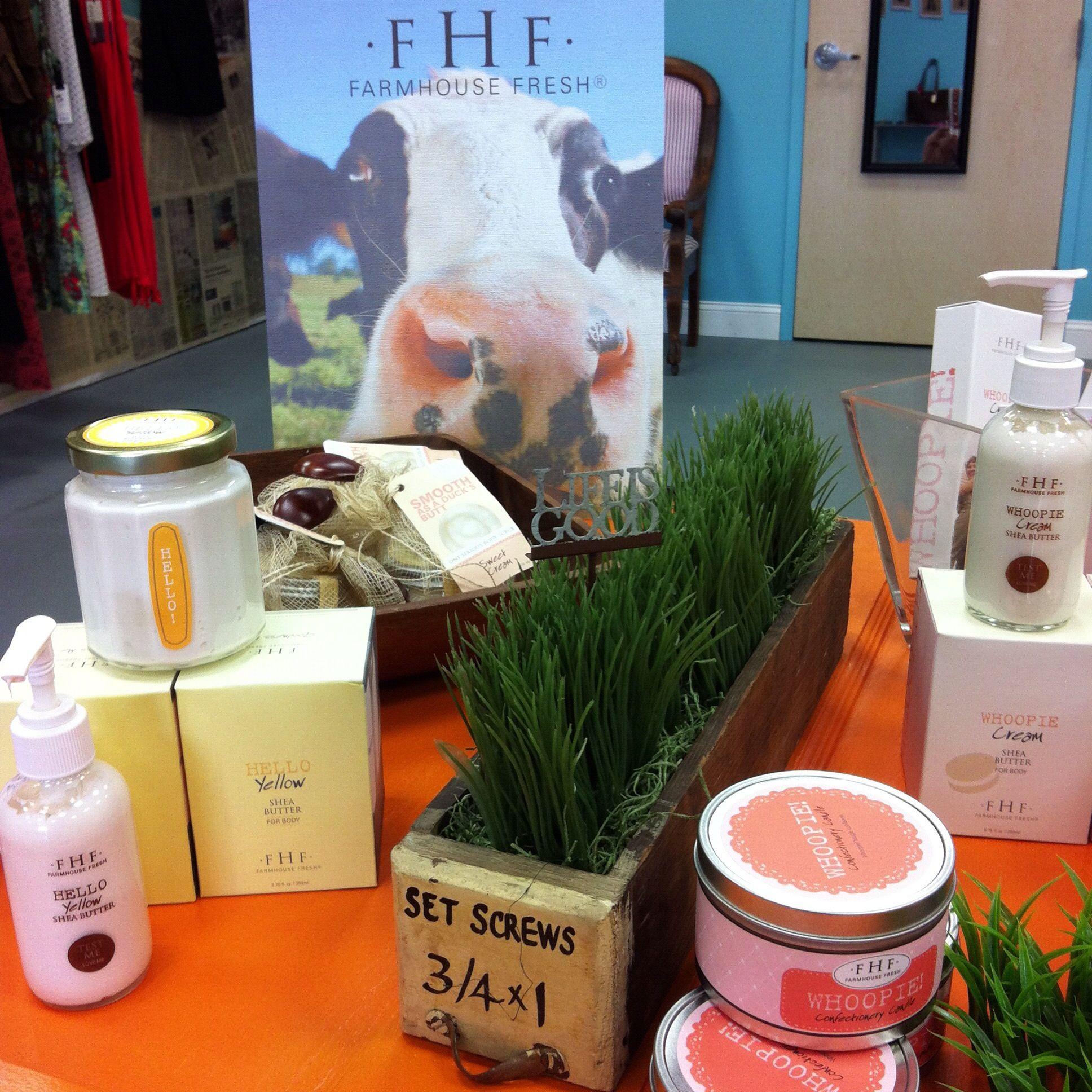 Farmhouse Fresh Skin Care