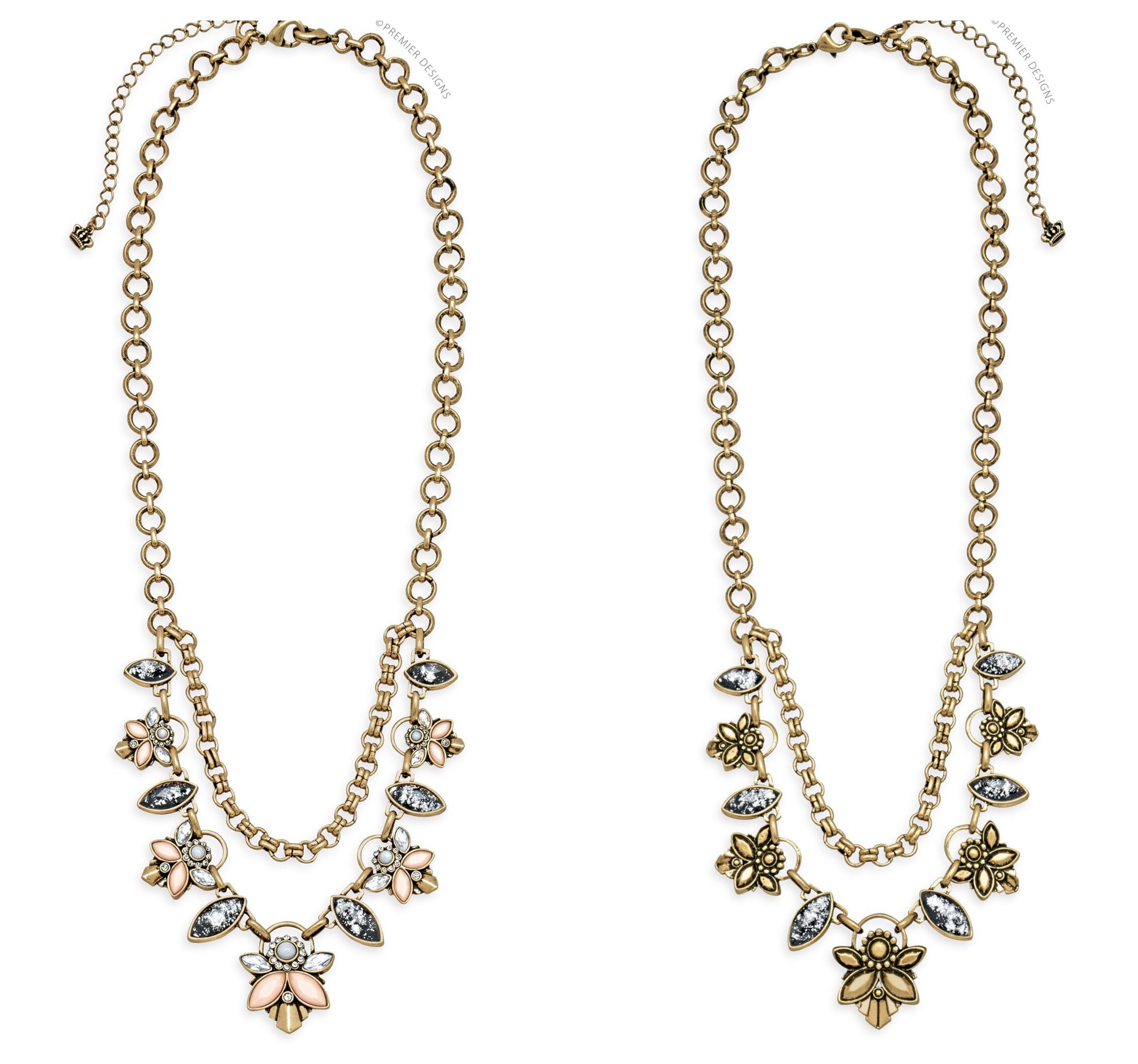 Minx reversible 48 Premier Designs 20172018 Collection Jewelry