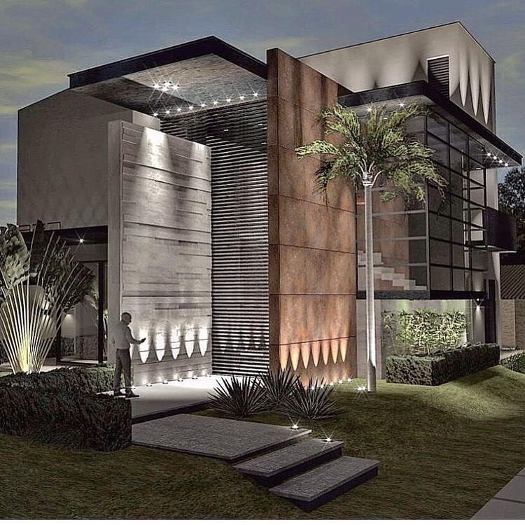 Luxury Homedecor Design Designer Instahome Instadesign Archite House Architecture Design Modern House Facades Modern Exterior House Designs