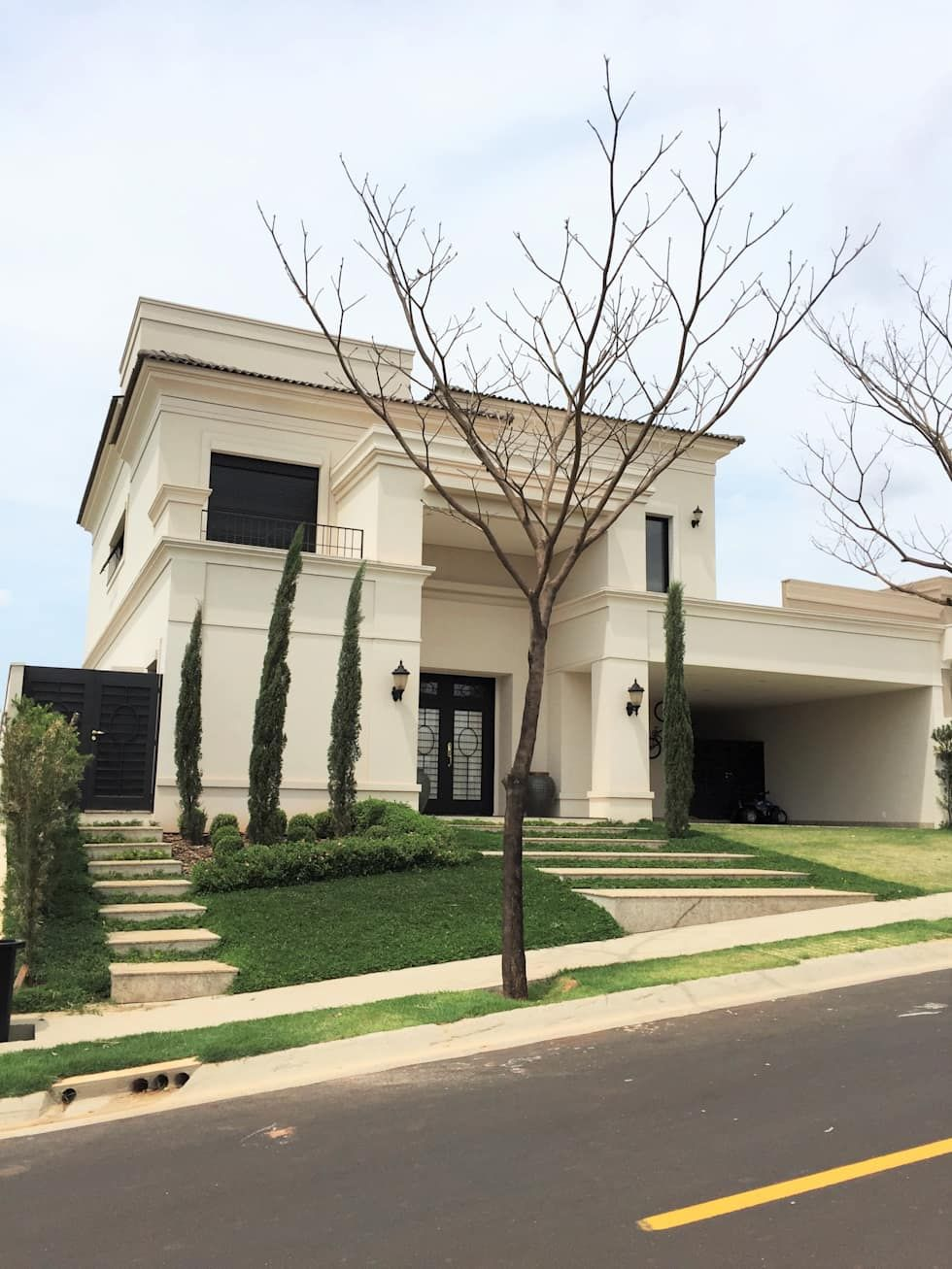 Casas de estilo por fernando roma estudioroma in 2019 for Home design roma