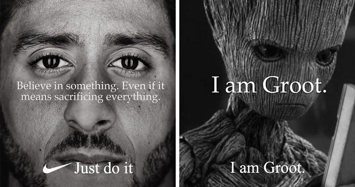 25+ Of The Best Memes In Response To Nikes Colin