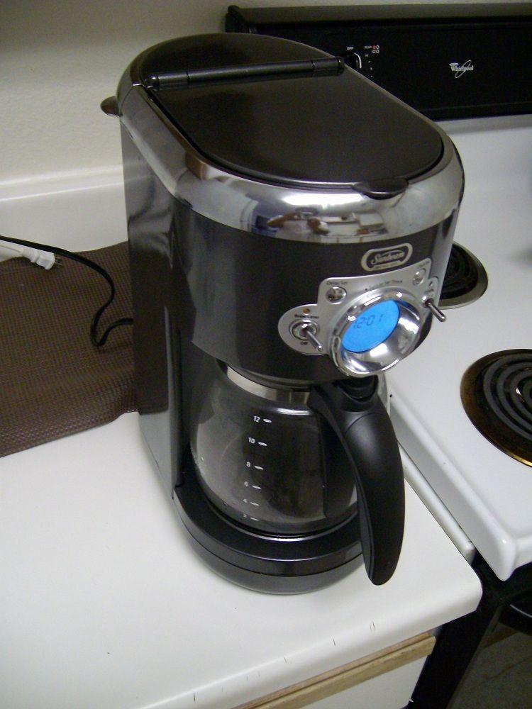 老 中 网 - Sunbeam Heritage Design 12-Cup Programmable Cof...   Coffee maker, Coffee drinkers, Drip ...