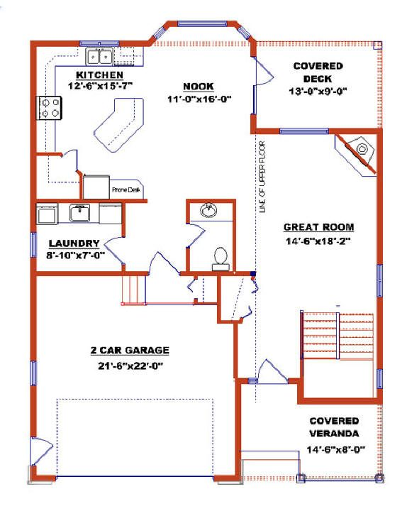 2 Storey House Plan 2007409 By E Designs 2 Storey House Design Floor Plans House Plans