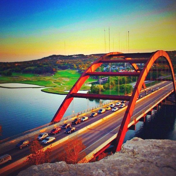 Pin By Hat Creek Burger Co On Original Photos Beautiful Places 360 Bridge Places