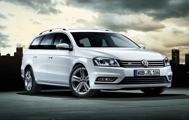 Official Volkswagen Gives The R Line Treatment To European Model Pat Autoblog