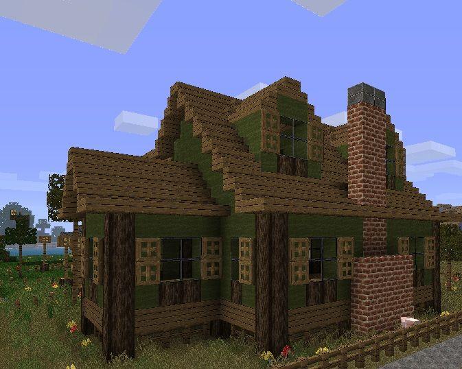 minecraft farmhouse | minecraft building, craft ideas & misc