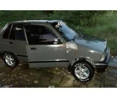 Suzuki Mehran Grey Color Scratch less Body Model 1994 Sale In Islamabad