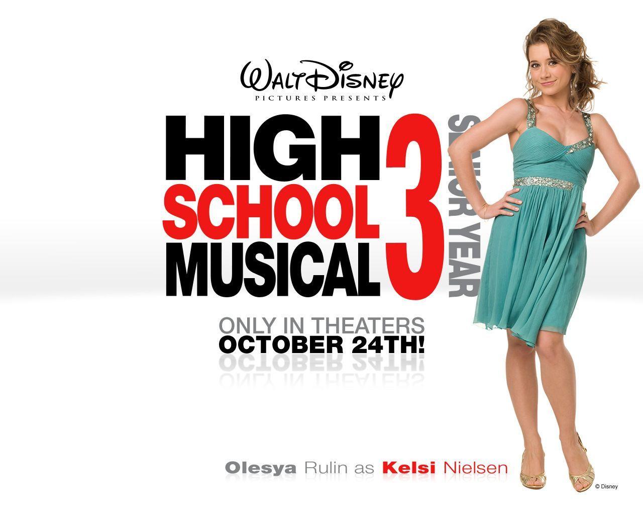 Photo of High school graduation Wallpaper: High School Musical 3 Senior Year