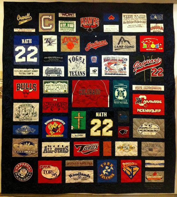Brenda S Custom T Shirt Quilt Jpg Shirt Quilt Sports