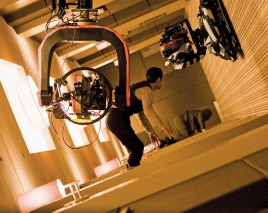 inception behind the scenes