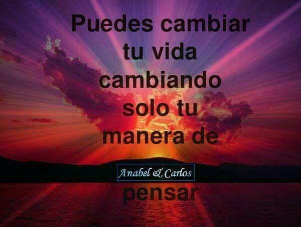 Y puedes empezar ahora mismo!!! #anabelycarlos #siemprepositivo