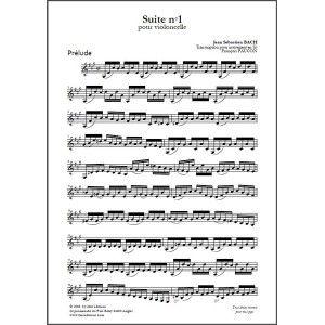 JS Bach Suite n°1 transcription pour clarinette. Fichier  Pdf à télécharger https://www.2mceditions.com/fr/clarinette/76-js-bach-suite-n1-pour-clarinette-pdf.html