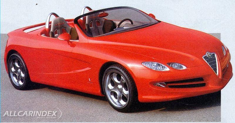 Alfa Romeo Dardo Alfa Romeo Concept Cars Automobile