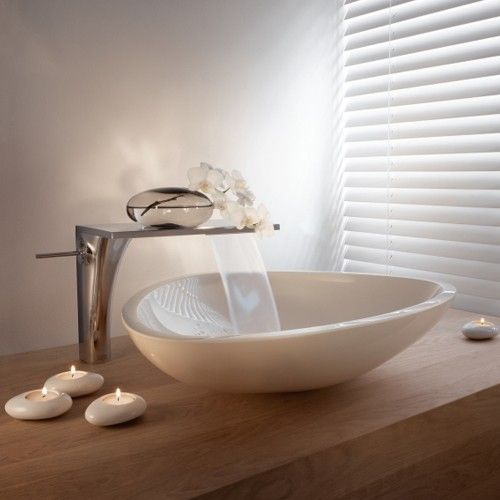 Top 10 Modern Bathroom Sinks  Design Necessities Vessel sink and Faucet