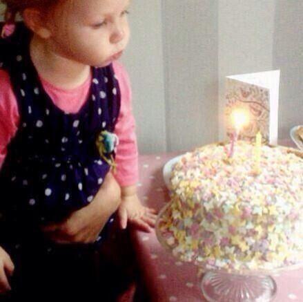 Lux On Her Birthday