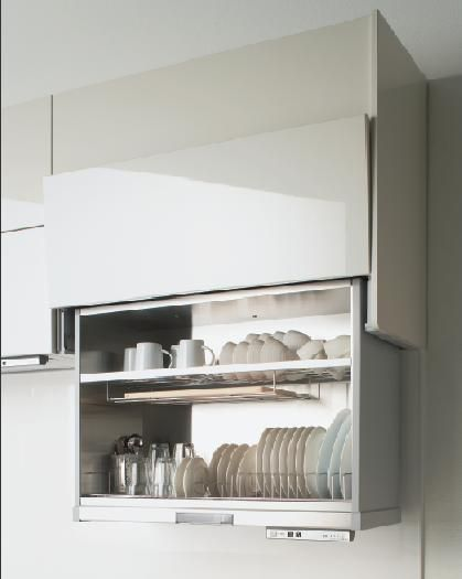 Dish Drainer Kitchen Cabinet - Rooms