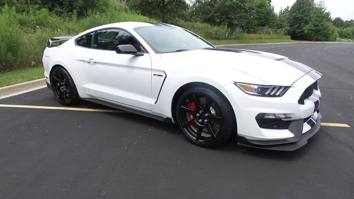 2016 Ford Mustang Mustang Gt350r For Sale 1765068 Hemmings
