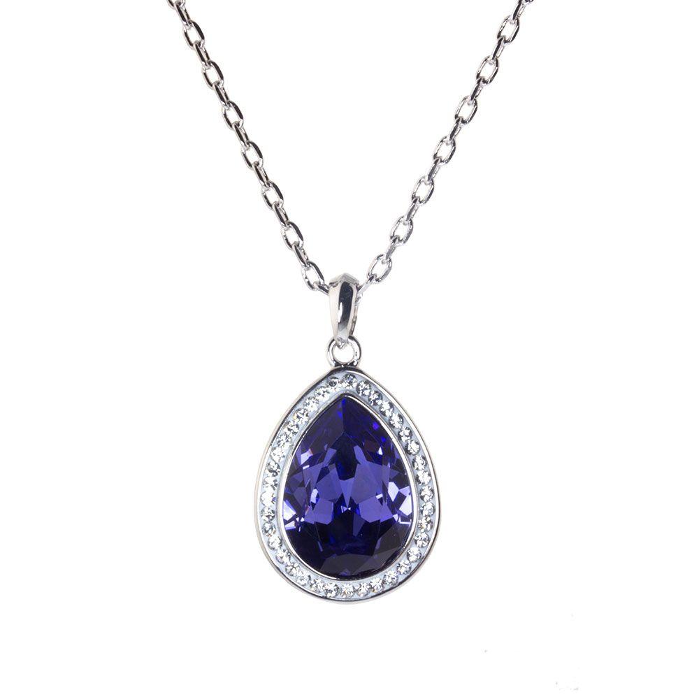 0ea4f120a383f Violetta Necklace Made With SWAROVSKI ELEMENTS, just £19! - Warren ...