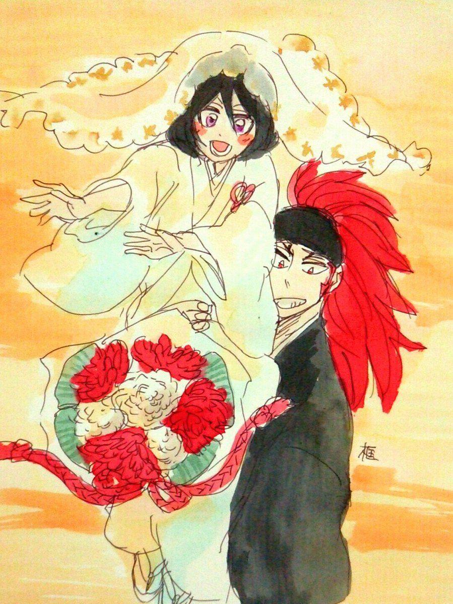 Pin by Mariam on Canon RenRuki Anime, Bleach, Bleach renji
