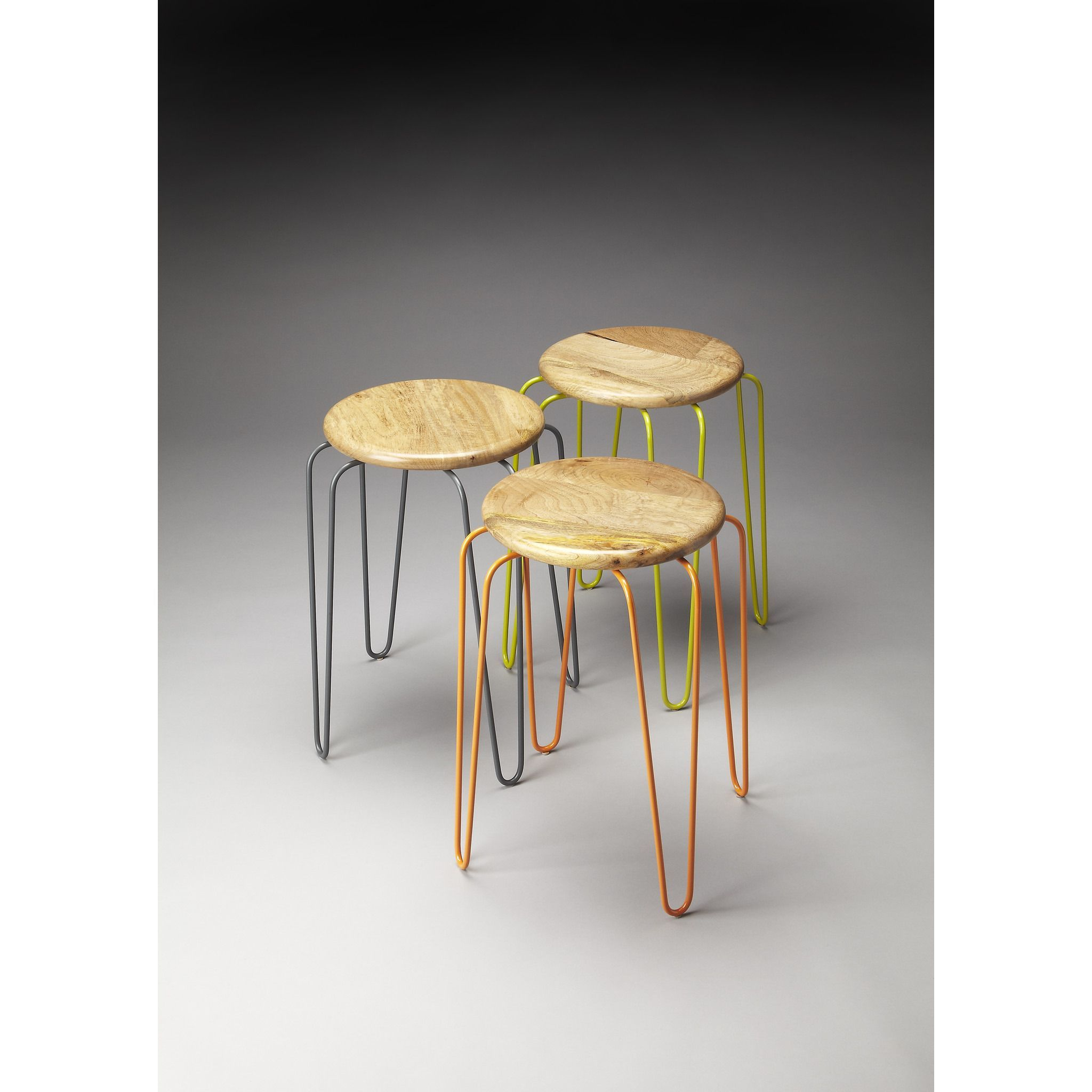 steel with sturdy pin its furniture stackable a ideas stool these offer construction stools