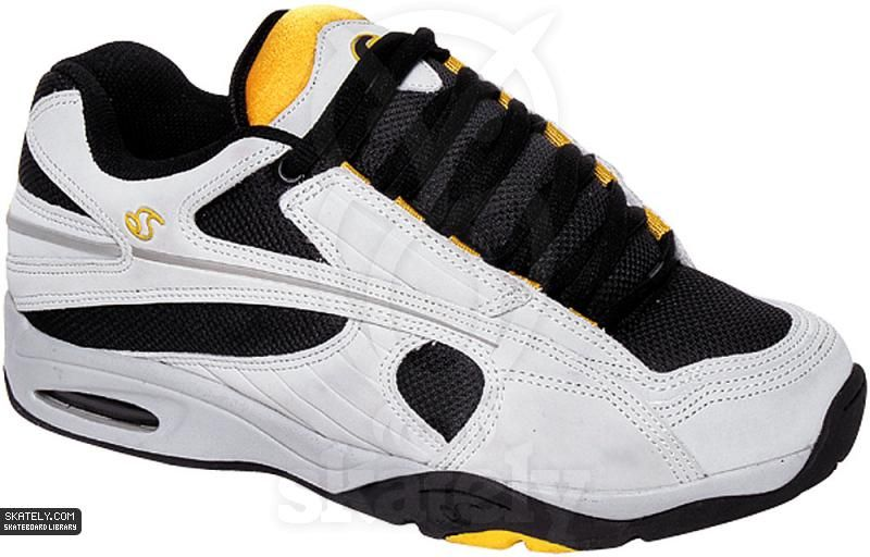 wholesale dealer 3e04a fa3f7 DVS Shoes - Sheffey 3 - Grey Yellow   Skately Library