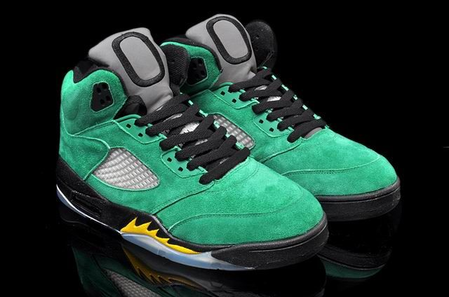 0ed47d7cdb38 I m selling Air Jordan Retro 5 Oregon Duck (Edition) -  830.00 SZ 9 only   www.ShoeBoss.selz.com   rtlambo