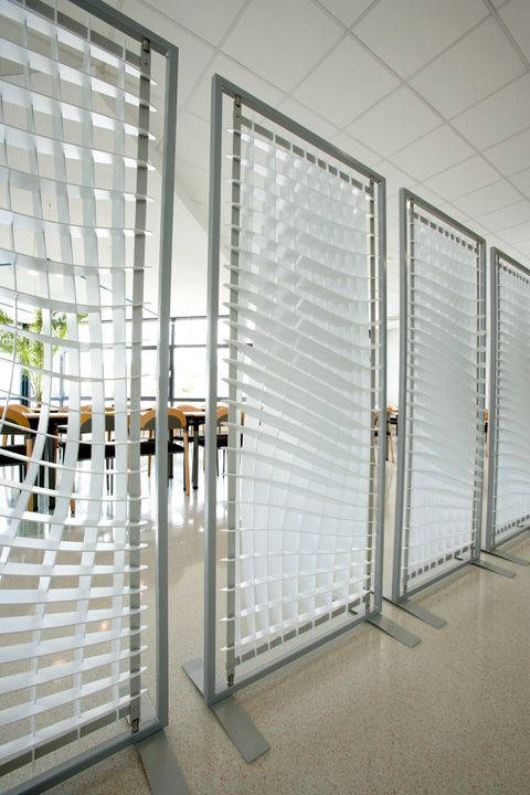 wave design solutions wave raumteiler akustik pinterest trennw nde akustik und raumteiler. Black Bedroom Furniture Sets. Home Design Ideas