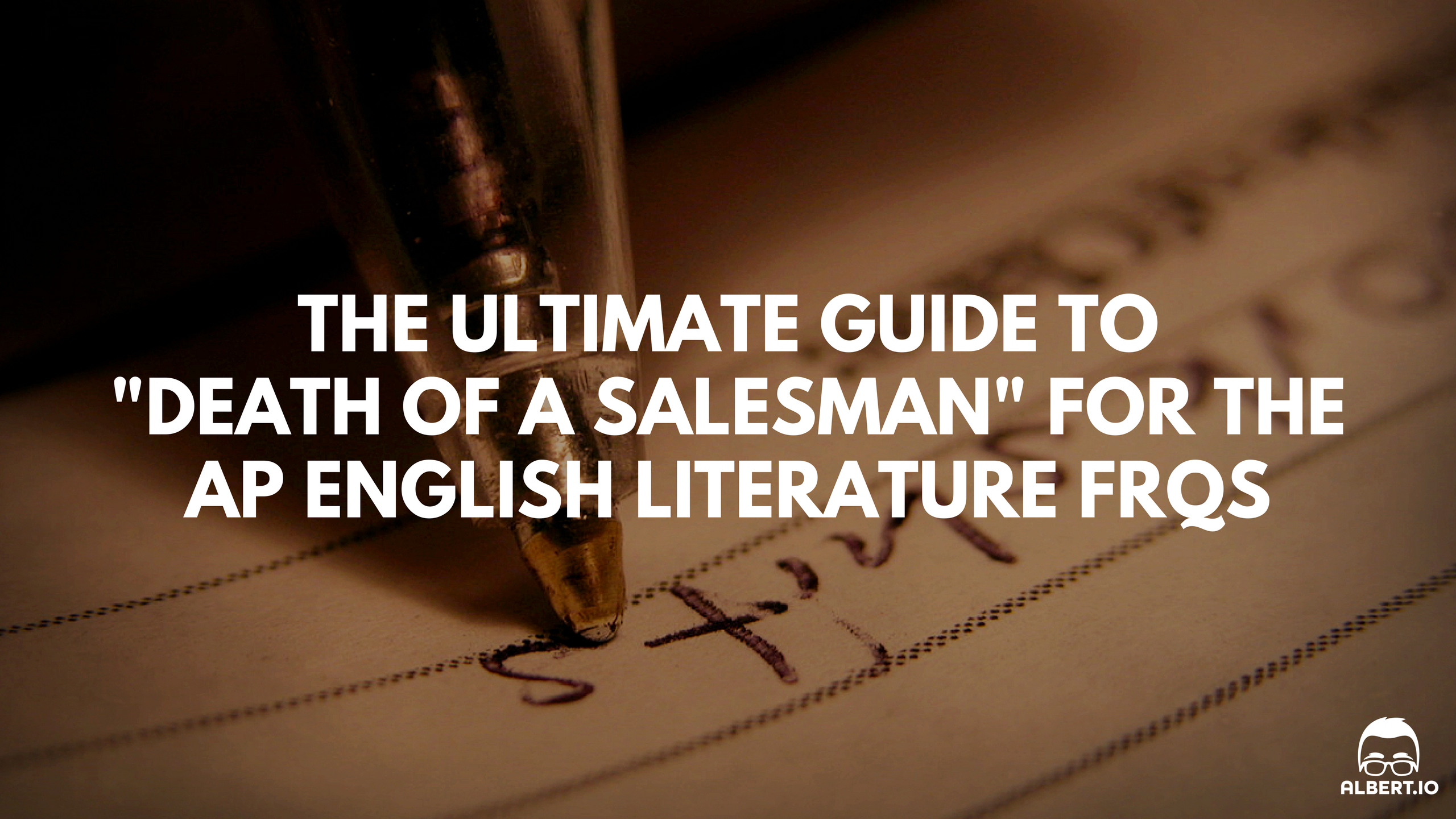 pin by albertio on ap english literature review articles  ap  the ultimate guide to death of a salesman for the ap english literature  free