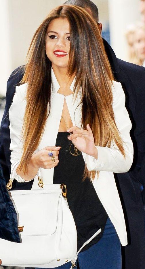 Selena Gomez Selena Always Hair