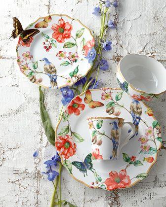 16-Piece Ambri Dinnerware - Horchow