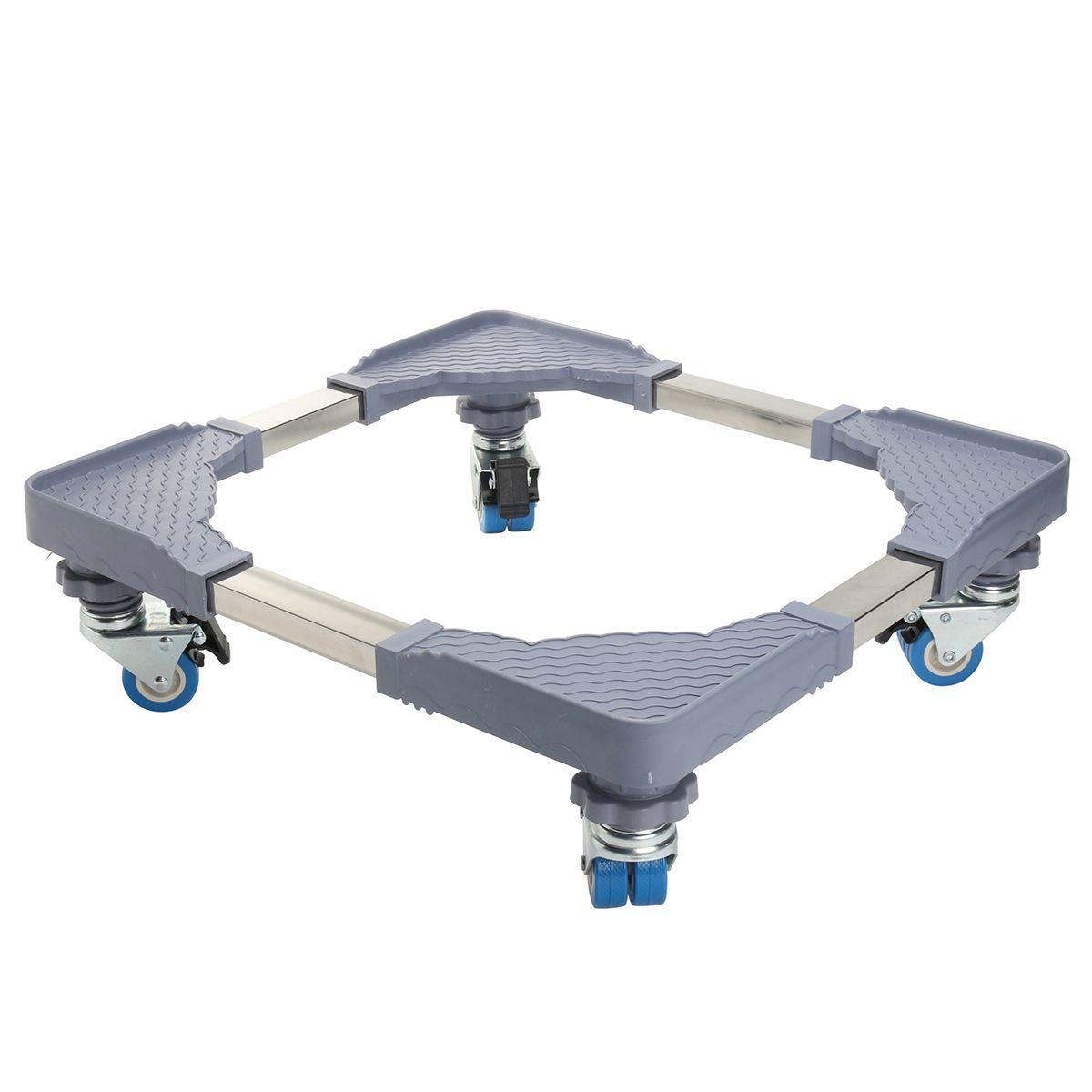 Soporte ajustable del soporte del pedestal del lavadero de for Base para lavadero