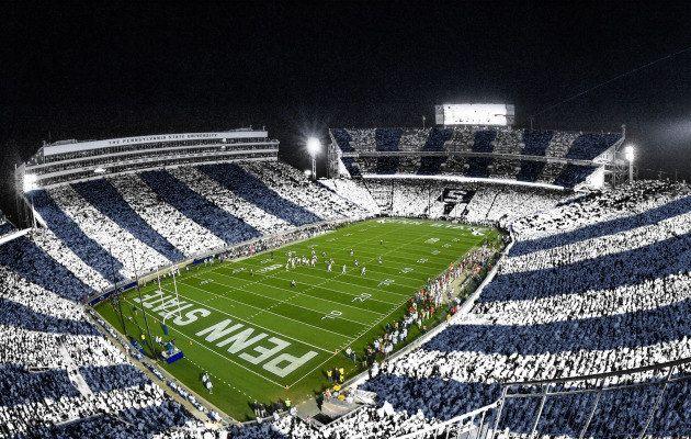 Penn State Stripe Out Plan for Beaver Stadium Announced Penn State