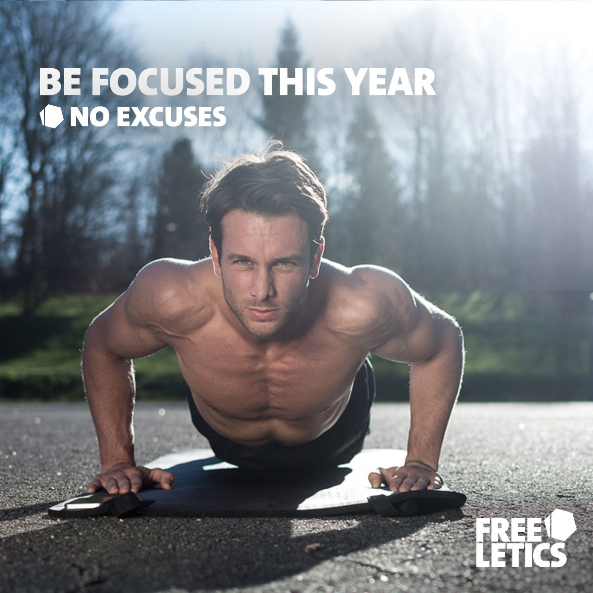 This year we will not accept excuses. Neither should you. Focus at all times. Not only during your workout, but in every situation in life. It is essential to prepare yourself not only physically, but also mentally. #noexcuses www.frltcs.com/Athlete