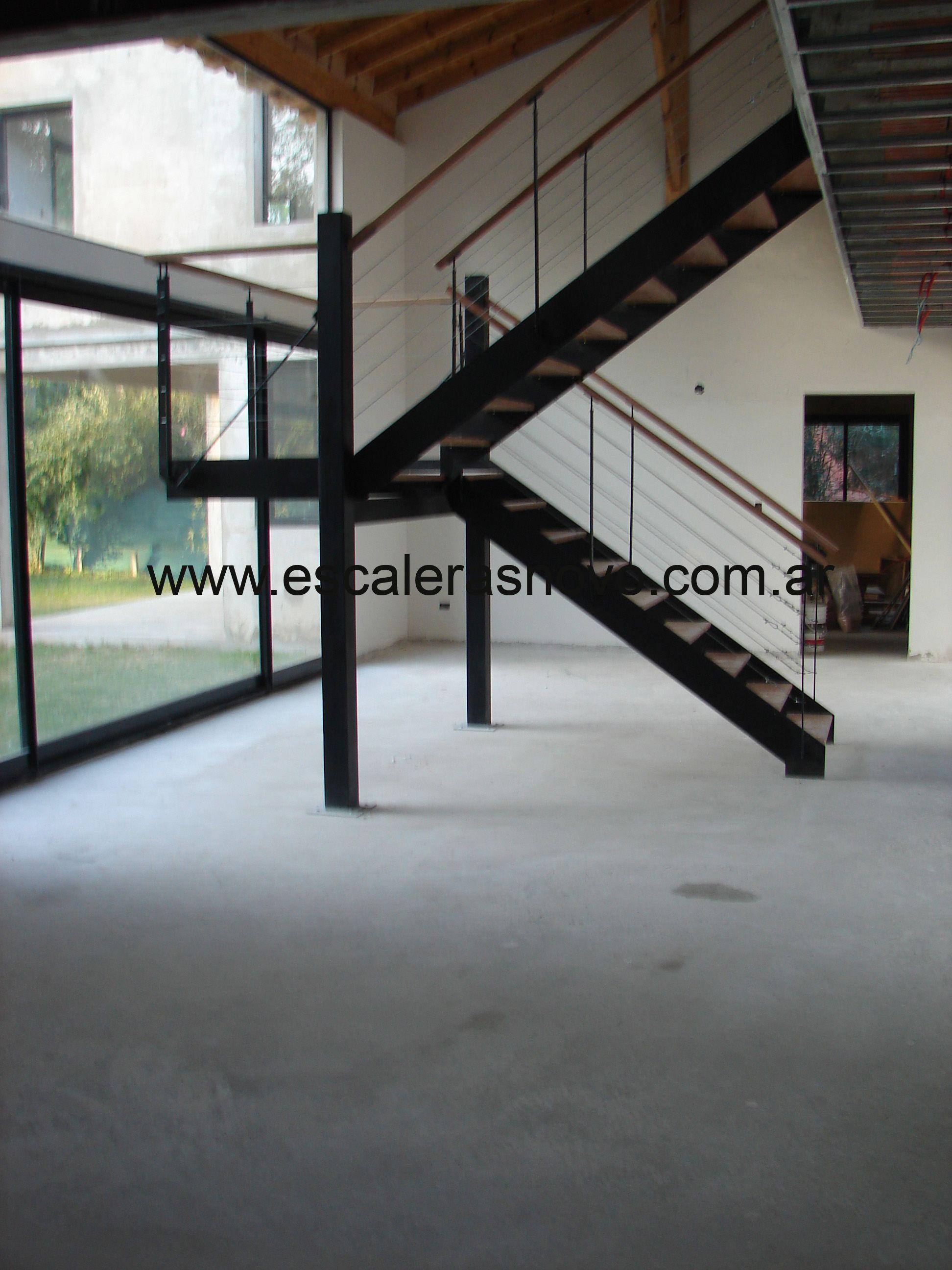 escalera en u venta de escaleras y barandas novo design