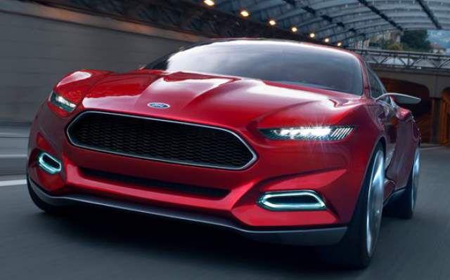 2016 Ford Thunderbird