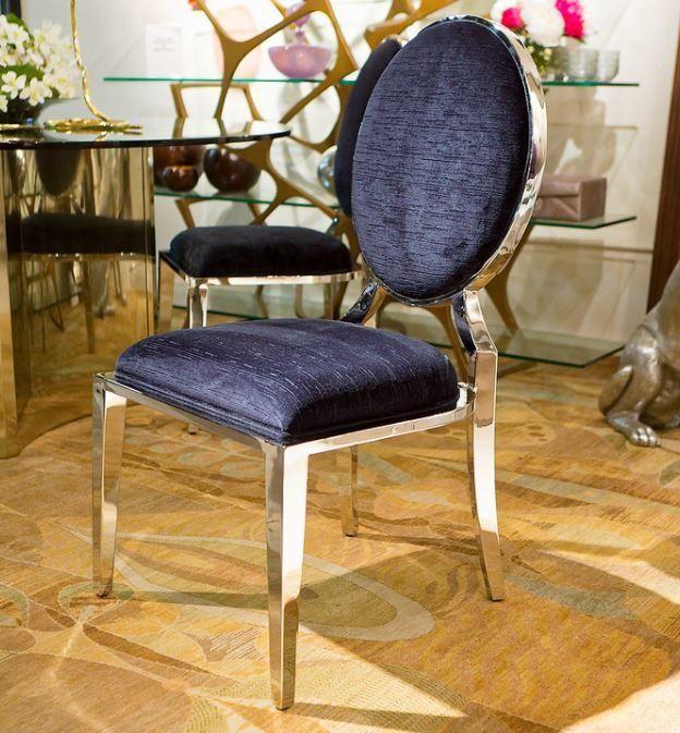 Schatz Dining Room: Bernhardt Interiors Dining Chairs