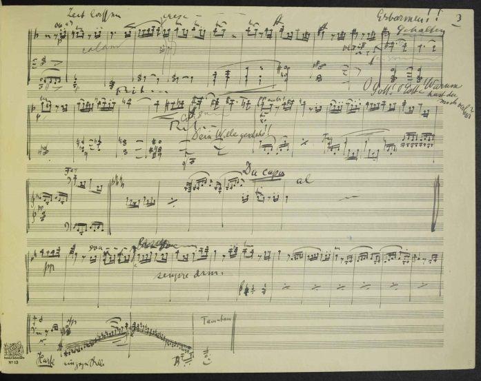 Mahler Gustav 1860 1911 Symphony No 10 In F Sharp Major