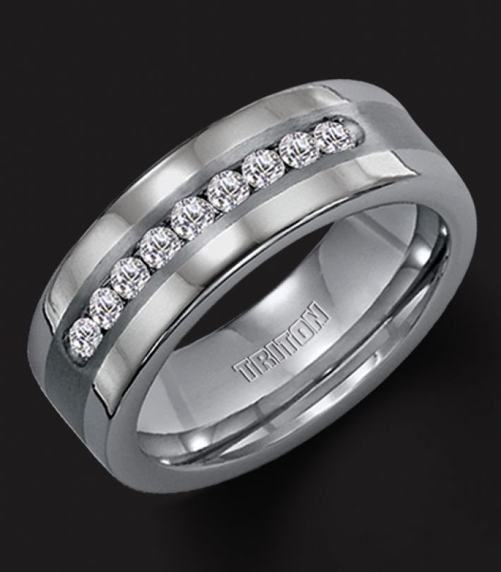 mens tungsten wedding ring best 25 tungsten wedding bands ideas on mens 5804