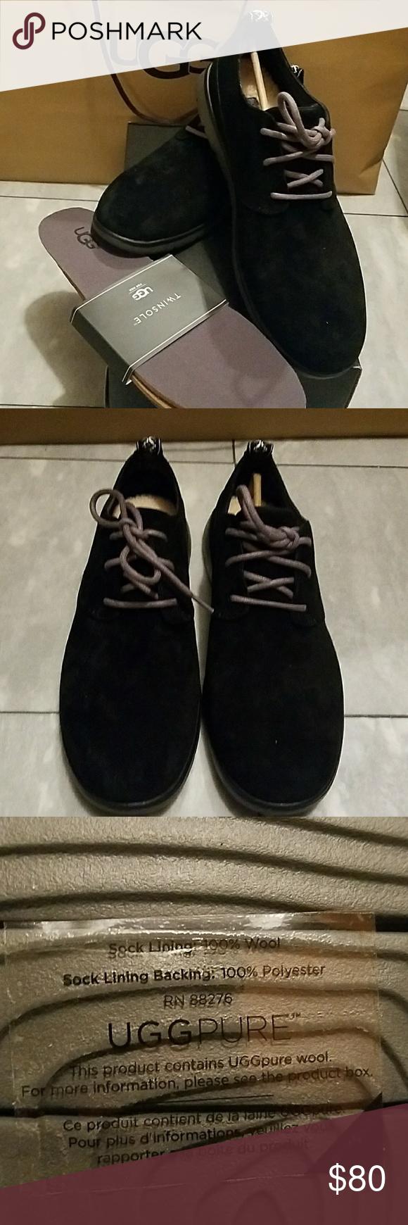 e4aba928f4e UGG Bowmore shoes men Brand new with box UGG Shoes | My Posh Picks ...