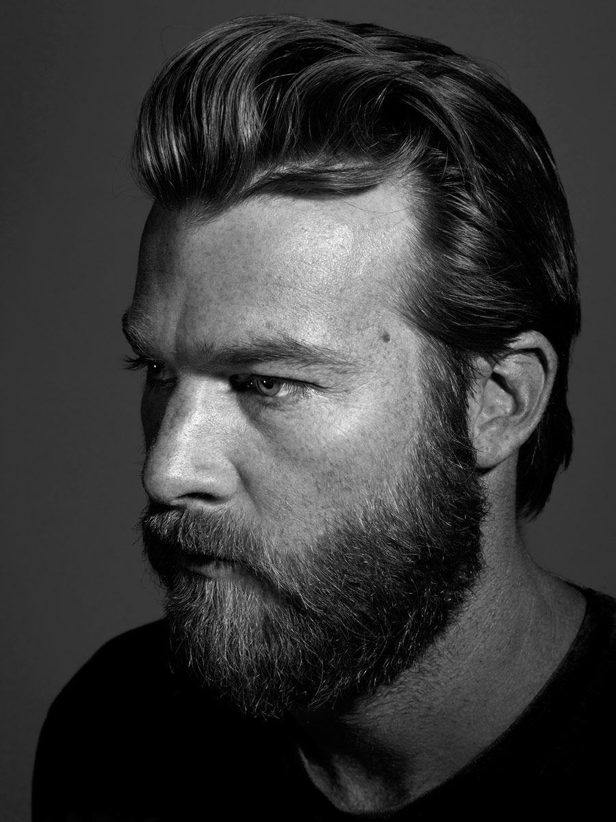 Beard Length Compromise Beard Love Beard Bearded Men